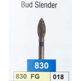 Jota Bud Slender Diamond Burs (830 FG) #18