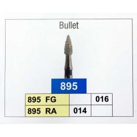 Jota Bullet Diamond Burs