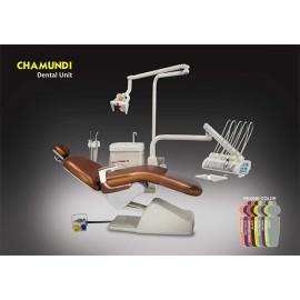 "Confident Chamundi Dental Chair with "" Faro"" Led Operating Light"
