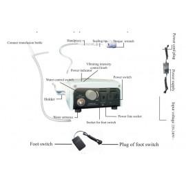 Woodpecker UDS-K Ultrasonic Scaler