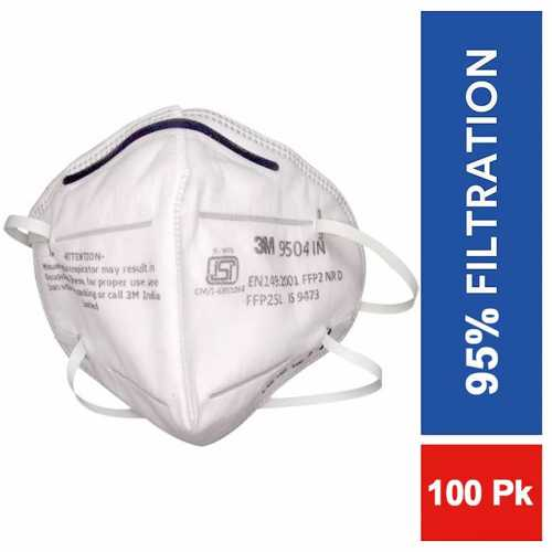 3M 9504 Particulate Respirator N95 FACE MASK