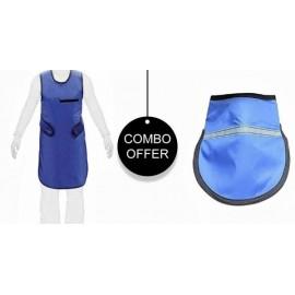 Denext Lead Apron and Denext Thyroid Collar Combo