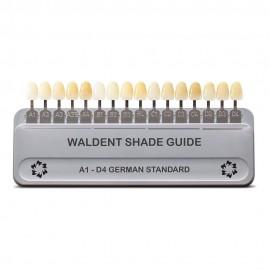 Waldent Clinical Shade Guide (German Standard)