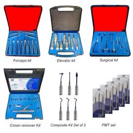 Waldent Dental Clinic Setup Instrument Package