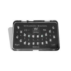Waldent Ceramic Brackets Kit Mbt 0.022