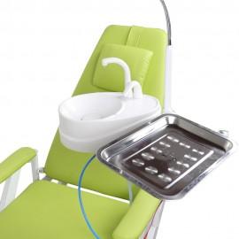 Waldent Eezee Mobile Dental Chair + Z1 Portable Unit Combo