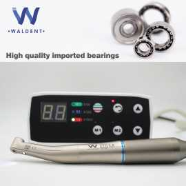 Waldent Brushless LED Electric Motor With 1:5 Increasing Handpiece