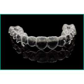 Orthodontic Clear Aligners - 32 Watts Smile - Treament Plans - Aligner trays
