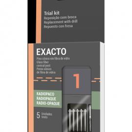 Angelus Exacto Trial Pack
