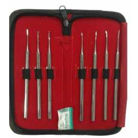 Api Sub Gingival Scalers Set Of 7