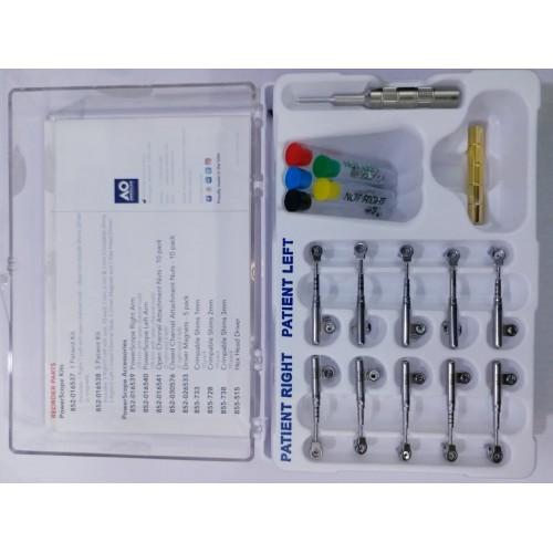 American Orthodontics Power Scope Class II Corrector - Hex Keys