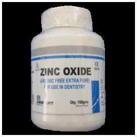 Ammdent Zinc Oxide Powder