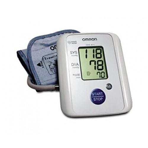 Omron Blood Pressure Monitor Hem-8711