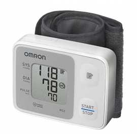 Omron Blood Pressure Monitor Hem-6121 (Wrist Type)