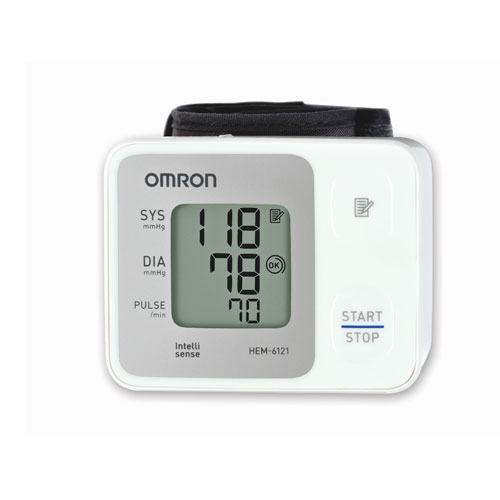 Omron Blood Pressure Monitor Hem-7113