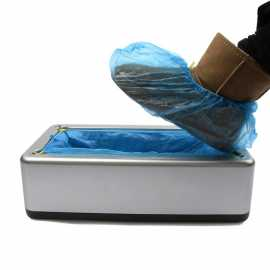 Automatic Shoe Cover Machine (100 Covers free)