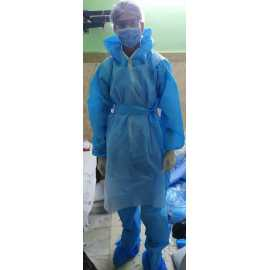 Personal Protection Kit - PPE kit-BLUE for COVID-19