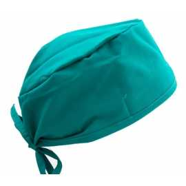 Surgical Cap - green - Cotton