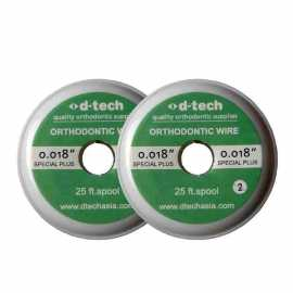 D-Tech Orthodontic Spooled Wire