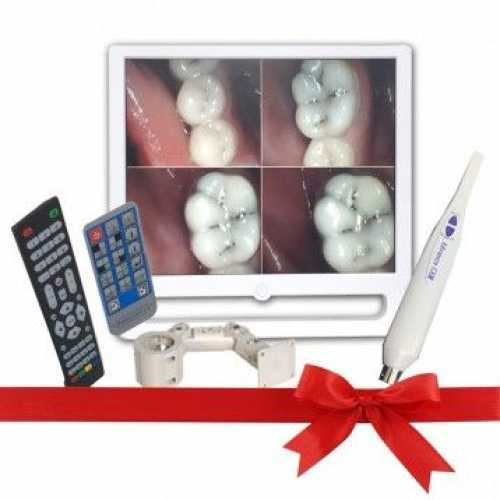 "Appledent Intra Oral Camera With Monitor screen 17"" - Ergo"