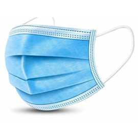 3 PLY Disposable Mask Without Nose Pin