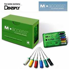 Dentsply M-Access K-Files 25mm (Hand Use)