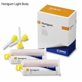 Dmg Honigum Putty + Light Body Kit