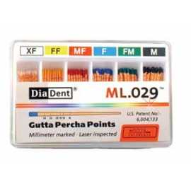 Diadent Gutta Percha Non Standardized