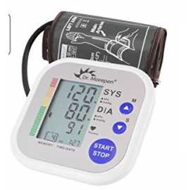 Dr Morepen BP One BP3BG1 Blood Pressure Monitor