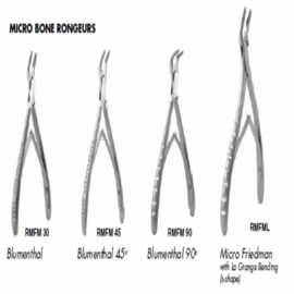 Gdc Micro Bone Rongeurs