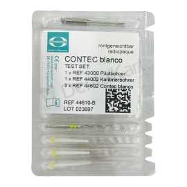 Hahnenkratt Contec Blanco Fiber Post + Drill