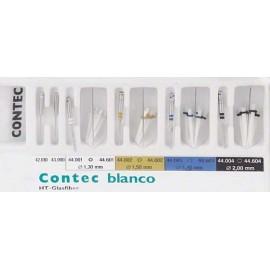 Hahnenkratt Contec Blanco Fiber Post Kit