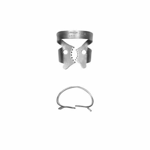 Hu-Friedy 13a Satin Steel® Rubber Dam Clamp