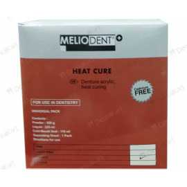 Kulzer Meliodent Powder Heat Cure Plus Universal Pack