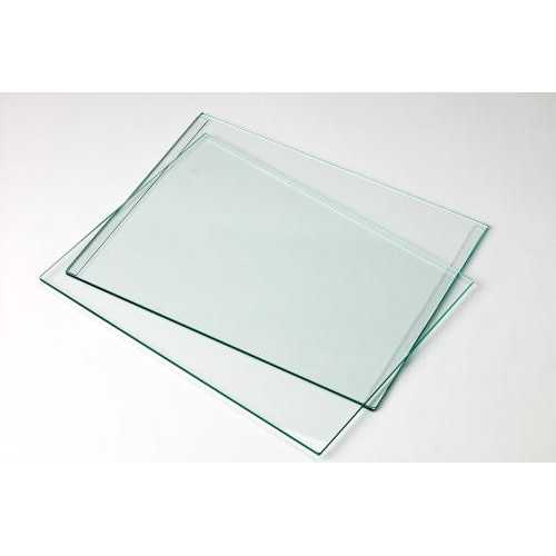Indian Dental Glass Plate
