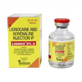 Indoco Warren Lignox Lignocaine 2% ( Pack of 6)