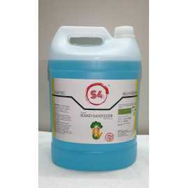 S4 Hand Sanitizer & Disinfectant