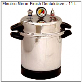 Life Steriware Electric Portable Steam Dentalclave