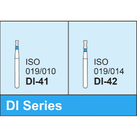 Mani Diamond Burs - Di Series