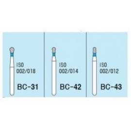 Mani Diamond Burs - Si Series Diamond Burs