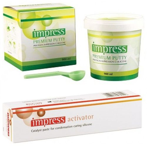 Medicept Dental Impress Putty And Kit