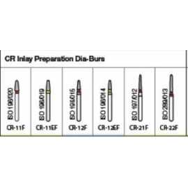 Oro Fg Cr Inlay Preparation Diamond Burs