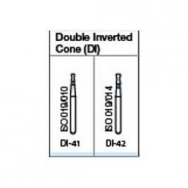 Oro Fg Diamond Burs Double Inverted Cone (Di) Series