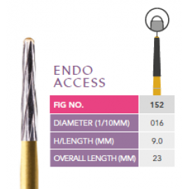 Prima Dental Endo Access Bur Fg #152