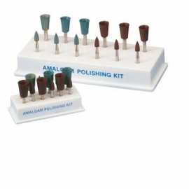 Shofu Amalgam Polishing Kit Fg/Ca