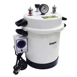 Unident Top Loading Autoclave With Drum 13 Liters