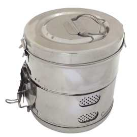 Unident Stainless Steel Autoclave Drum