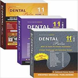 Dental Pulse 11ed Set - (Vol-1,Vol-2 & Vol-3 )