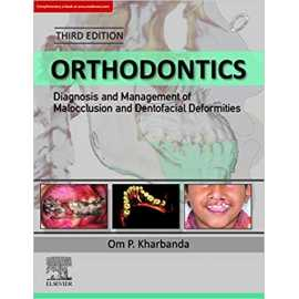 Orthodontics: Diagnosis of & Management of Malocclusion & Dentofacial Deformities Hardcover